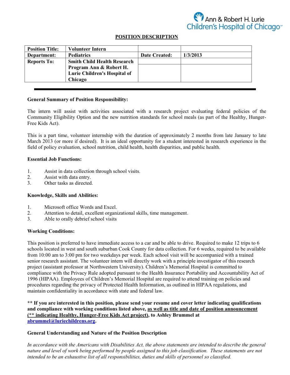 smith child health research program ann  u0026 robert h
